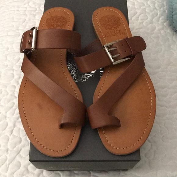 daecb97eda06 COOL Vince Camuto brown sandals